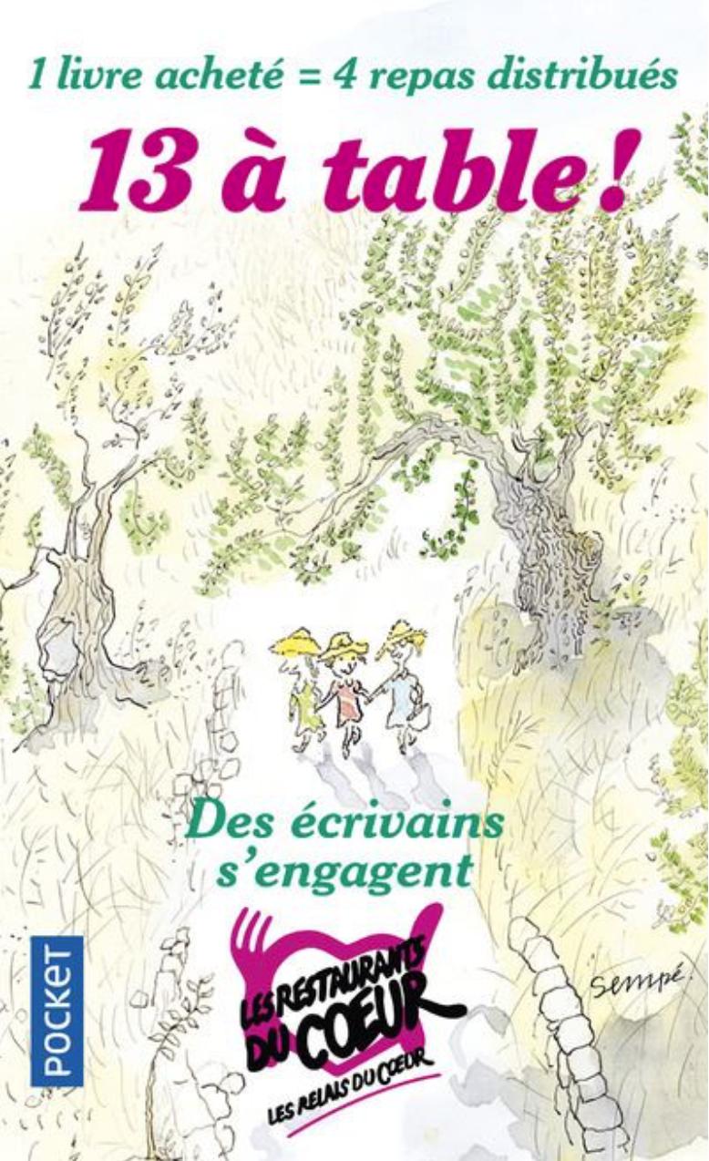 Agnès Martin-Lugand - Couverture roman - 13 à table 2017