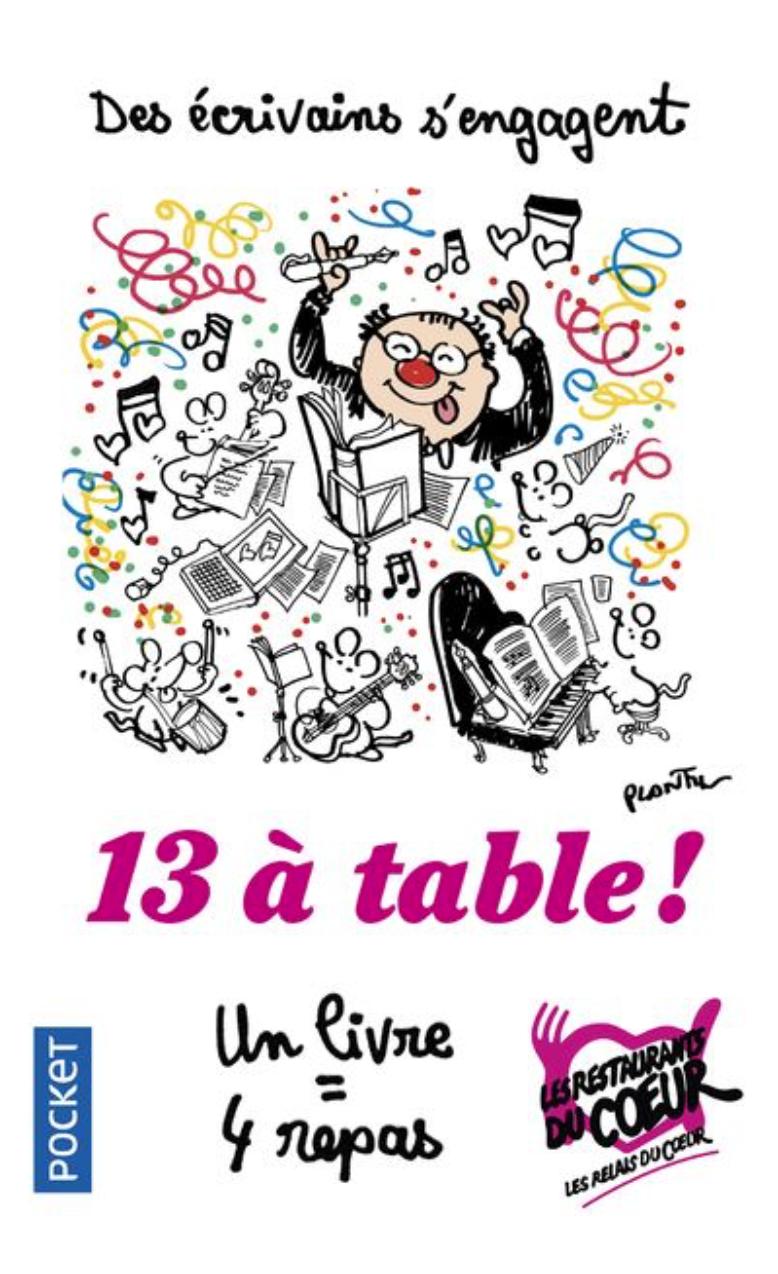 Agnès Martin-Lugand - Couverture roman - 13 à table 2018