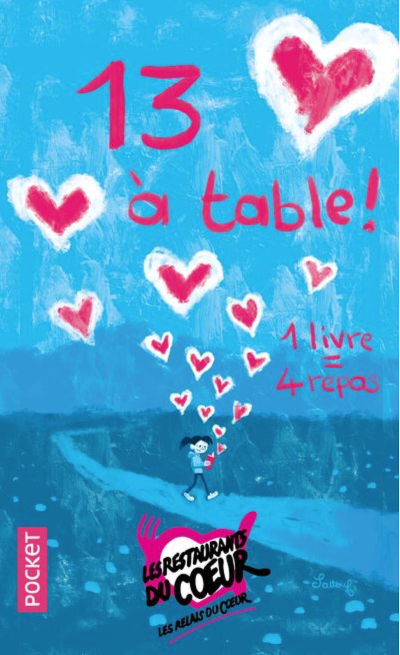 Agnès Martin-Lugand - Couverture roman - 13 à table 2020
