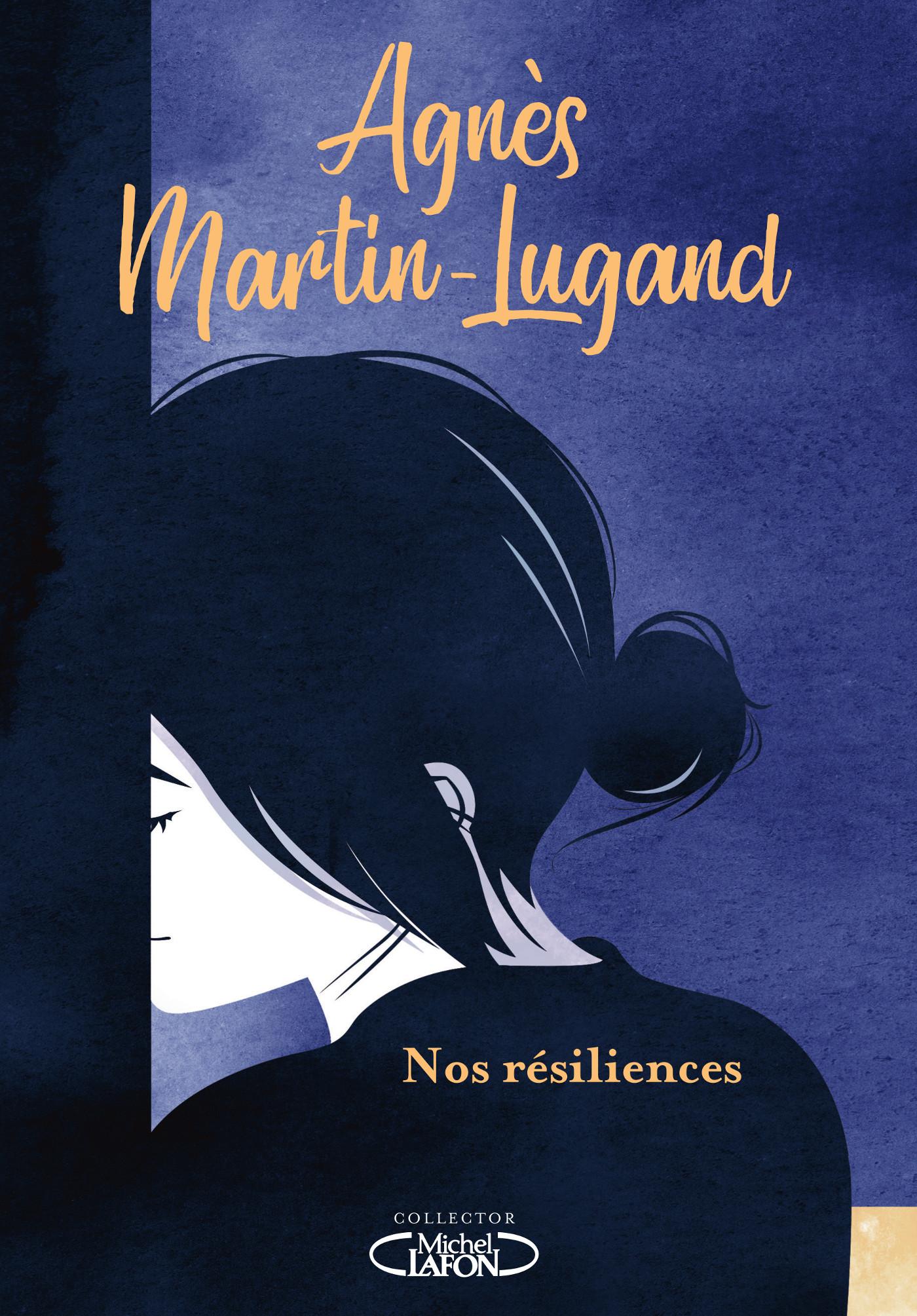 Agnès Martin Lugand - Couverture Collector - Nos résiliences