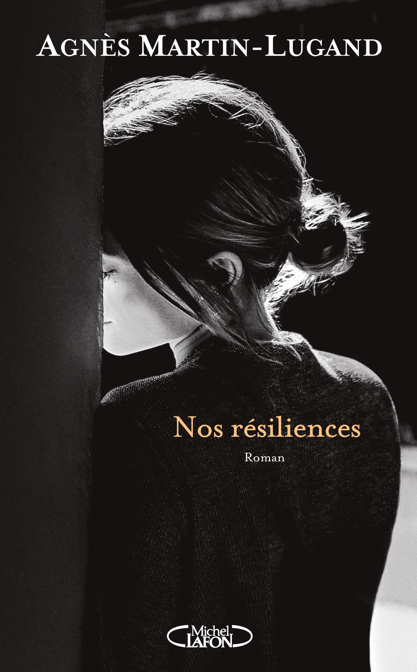 Agnès Martin Lugand - Couverture Grand Format - Nos résiliences