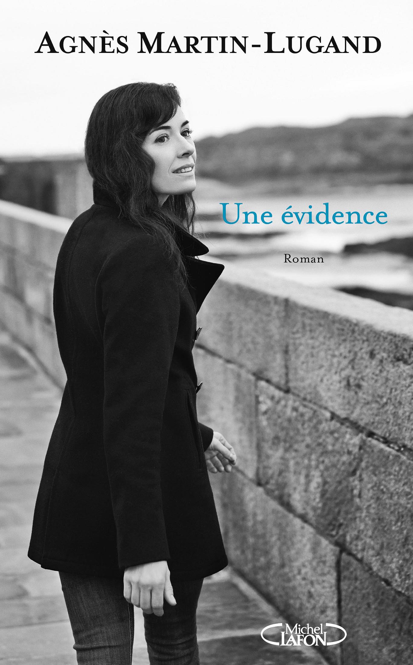Agnès Martin Lugand - Couverture Grand Format - Une évidence