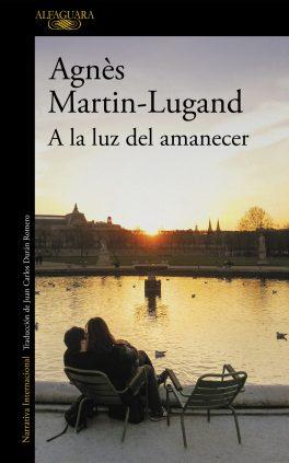 Agnès Martin-Lugand - Couverture roman - À la lumière du petit matin - Espagne