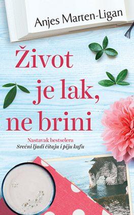 Agnès Martin-Lugand - Couverture roman - La vie est facile ne t'inquiète pas - Serbie
