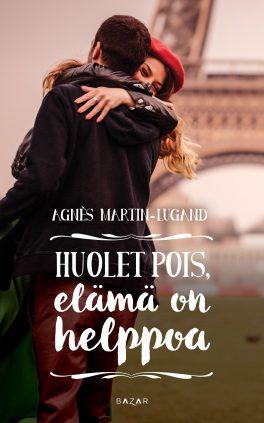 Agnès Martin-Lugand - Couverture roman - La vie est facile ne t'inquiète pas - Finlande