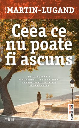 Agnès Martin-Lugand - Couverture roman - Une évidence - Roumanie
