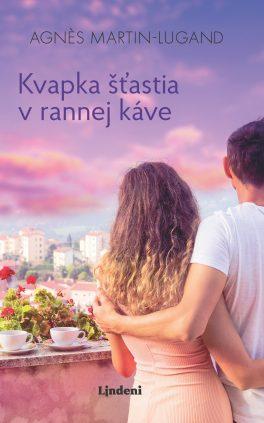Agnès Martin-Lugand - Couverture roman - À la lumière du petit matin - Slovaquie