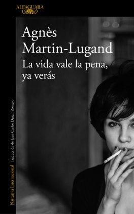 Agnès Martin-Lugand - Couverture roman - La vie est facile ne t'inquiète pas - Espagne