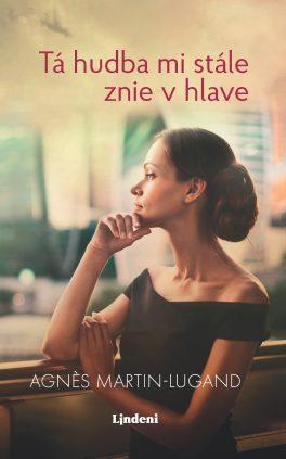 Agnès Martin-Lugand - Couverture roman - J'ai toujours cette musique dans la tête - Slovaquie